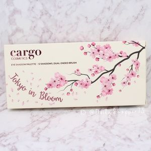 """Limited Edition Cargo """"Tokyo in Bloom"""" Palette"""
